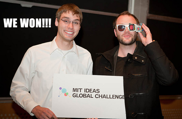 Winners of the IDEAS Global Challenge Grand Prize